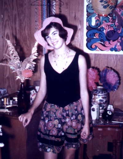 Me when I was in college 1969